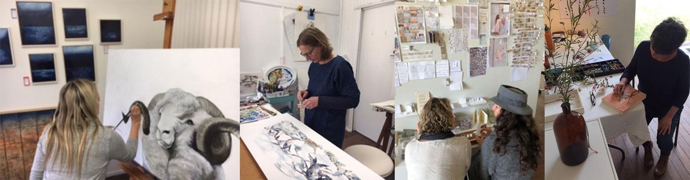 PITTWATER ARTIST TRAIL: OPEN STUDIOS @ERAMBOO