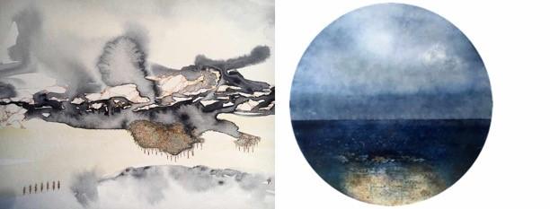 PITTWATER ARTIST TRAIL@ERAMBOO: INGRID BOWEN AND TRICIA TINDER