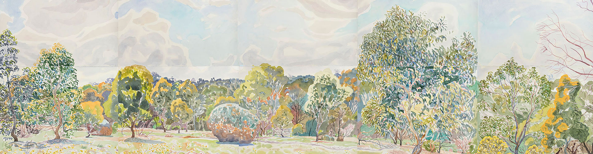 Landscape Masterclass: Watercolour and Mixed Media with Mark Dober 23 SEMPTEMBER