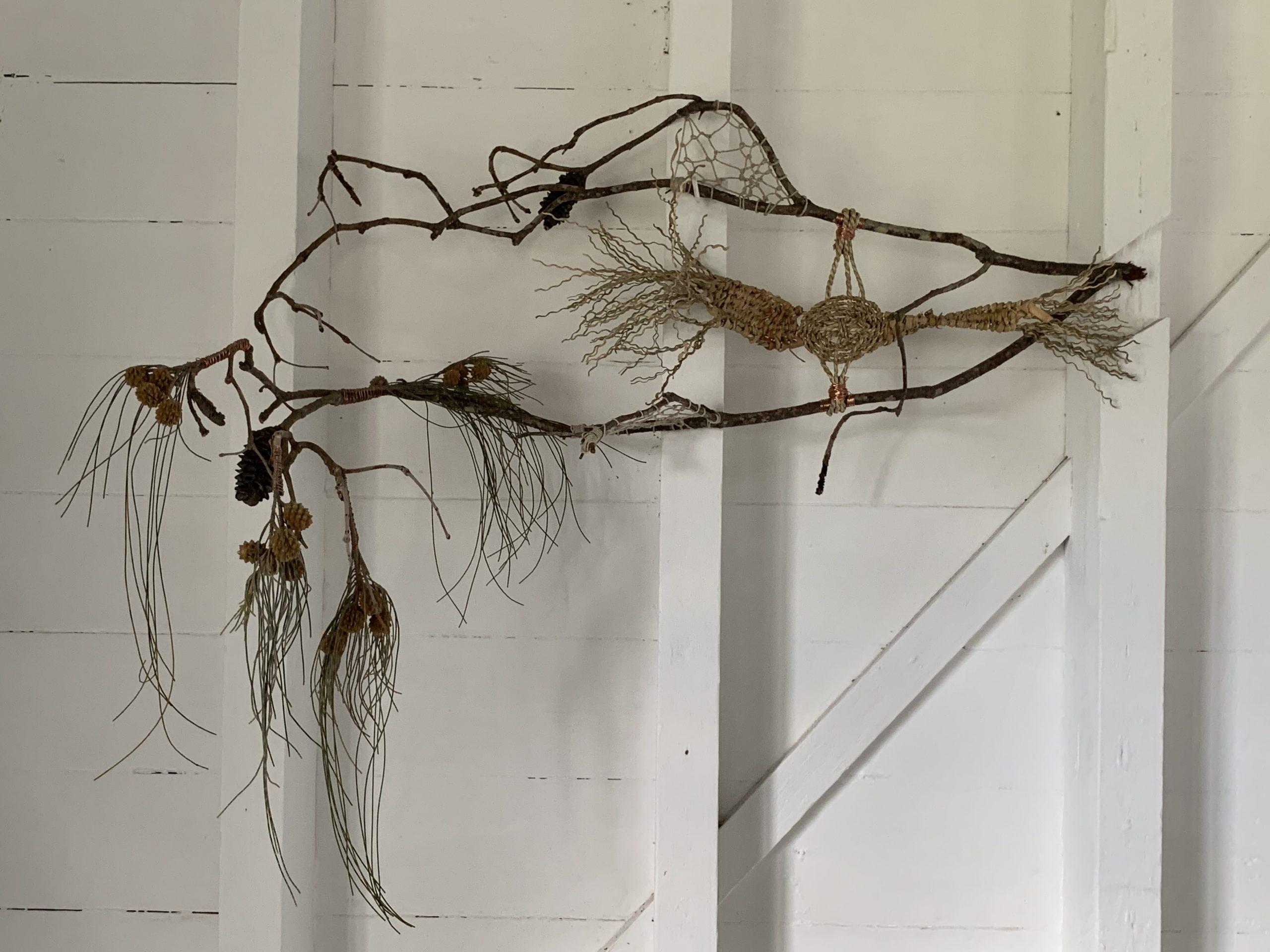 Weaving Retreat – 4 Days with Catriona Pollard